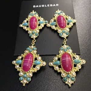 NWOT - Baublebar Tahir Drop earrings